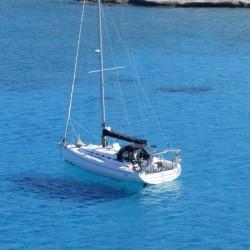 Barca vela da crociera veloce in grecia