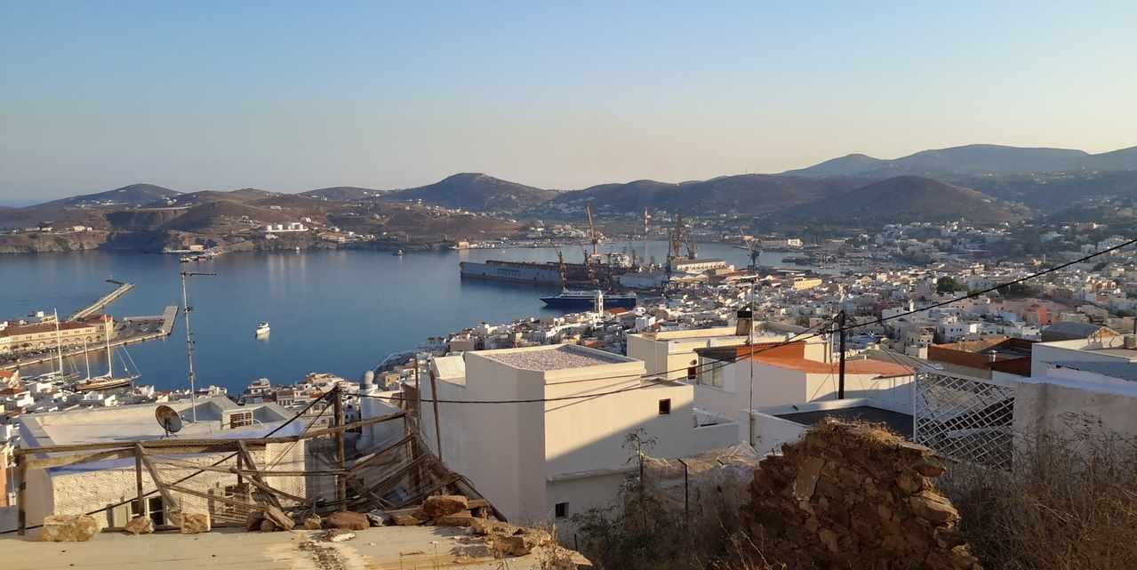 Crociera in barca a vela da Paros ad Atene