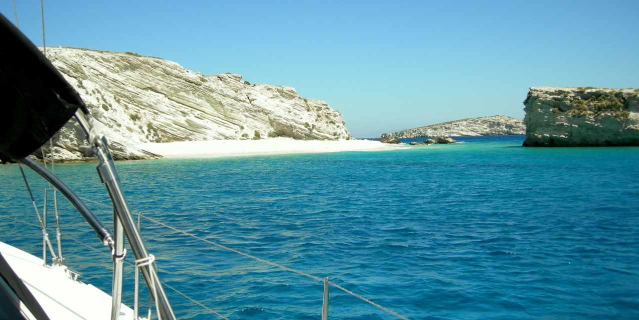 Crociera in barca a vela in Dodecaneso Nord