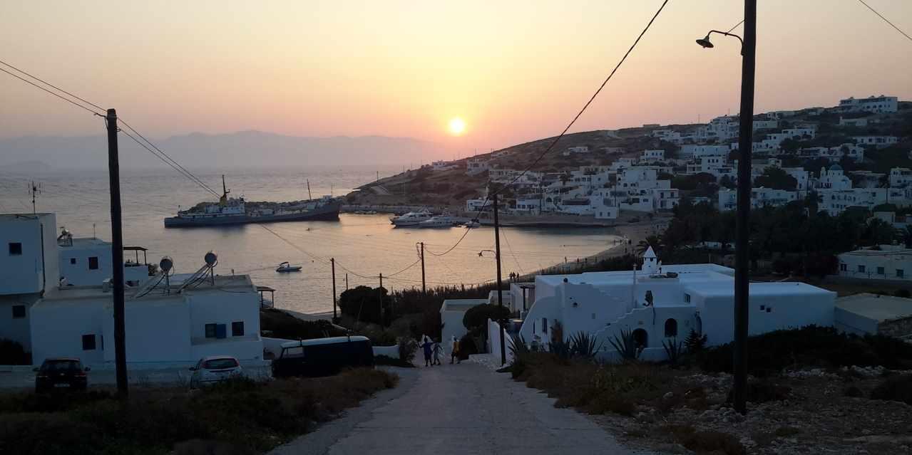 Crociera in barca vela da Kos a Paros