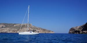 charter in barca vela le baie più belle