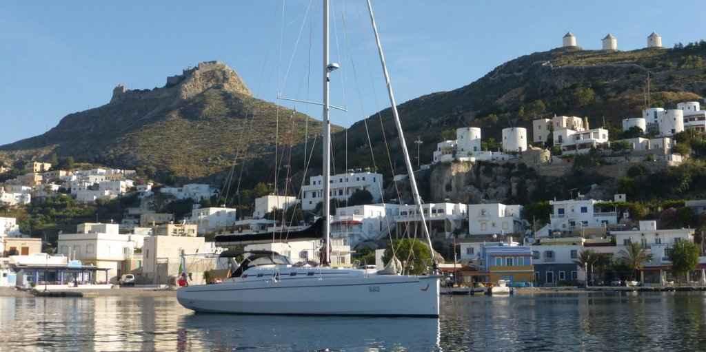 crociera in barca vela Leros Dodecaneso Grecia