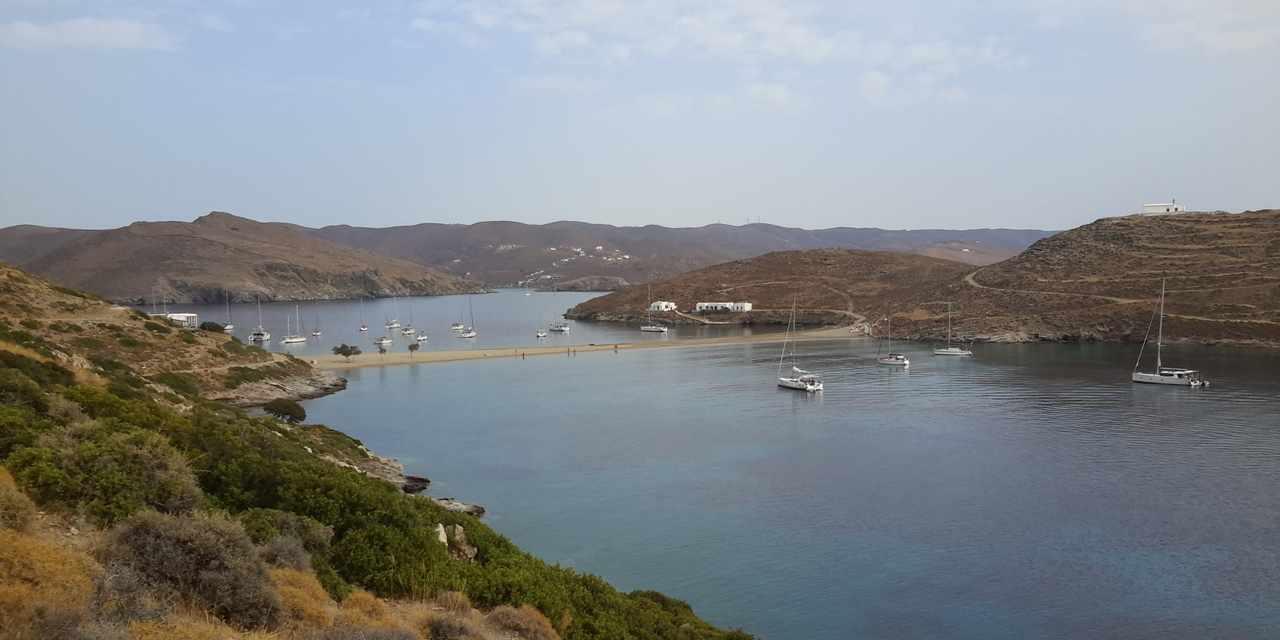 Crociera in barca a vela da Atene a Santorini