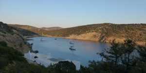 Fychiada Cove Sifnos