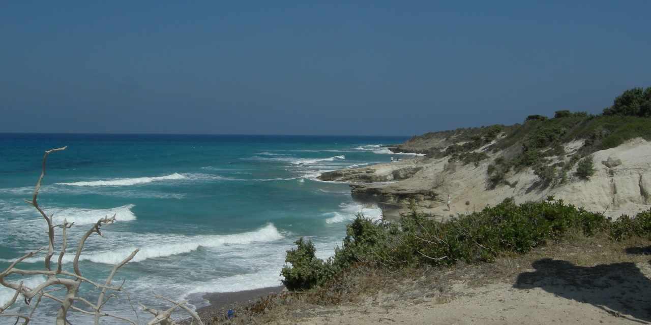 Costa sud di Kos