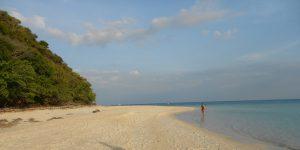 Thailandia barche a vela spiaggia