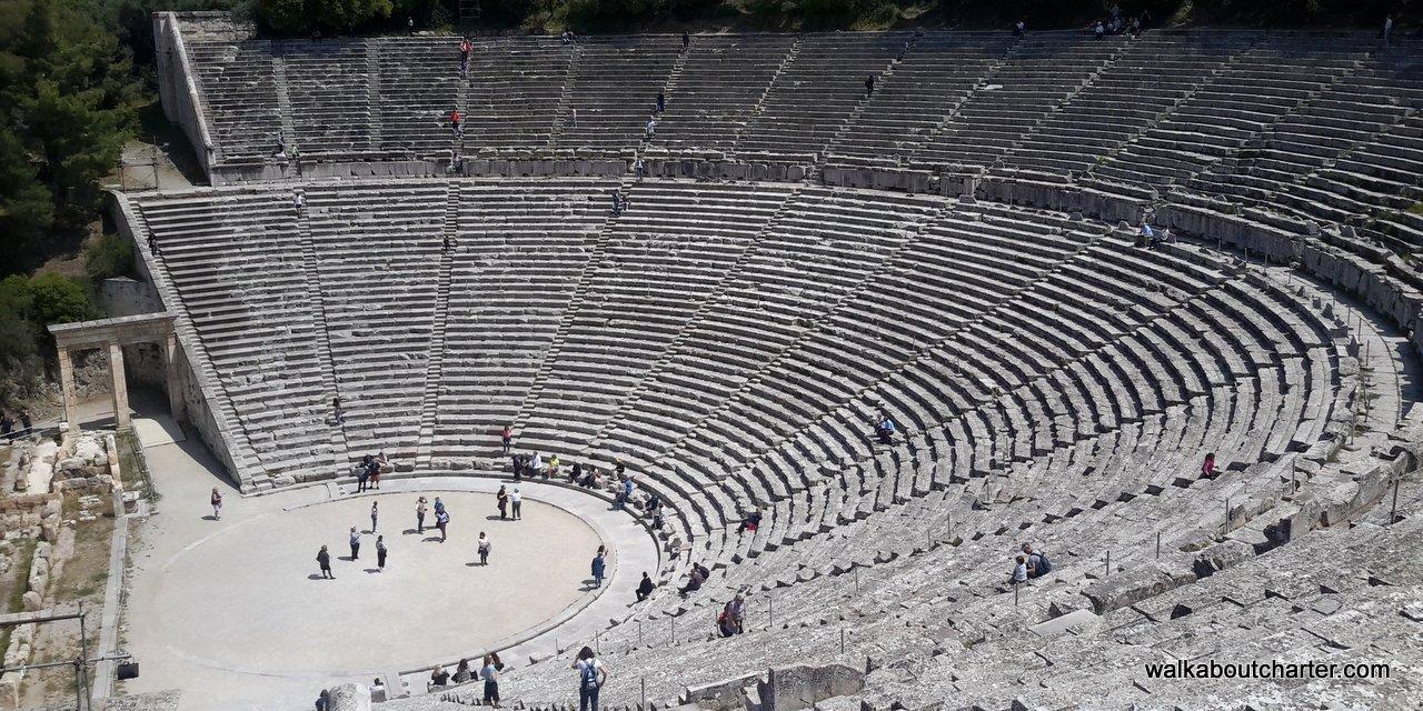 Vacanza in barca Epidauro