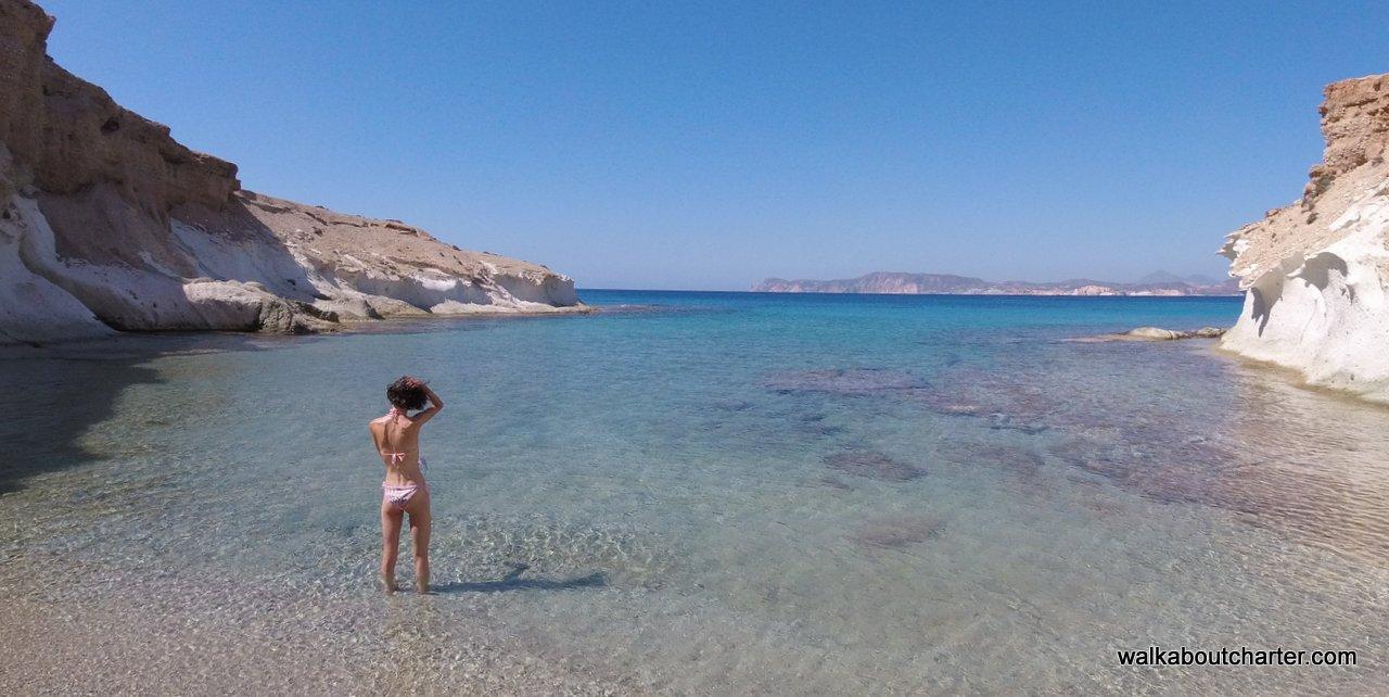 Mare stupendo Grecia cicladi