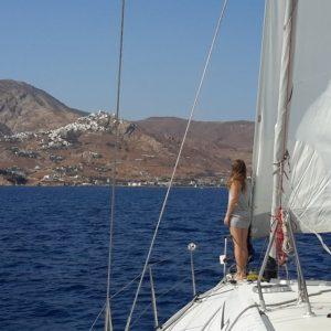 Vacanza in barca vela Cicladi Serifos